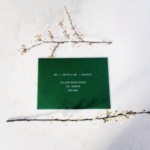 Tankardstown Walled Garden Envelope